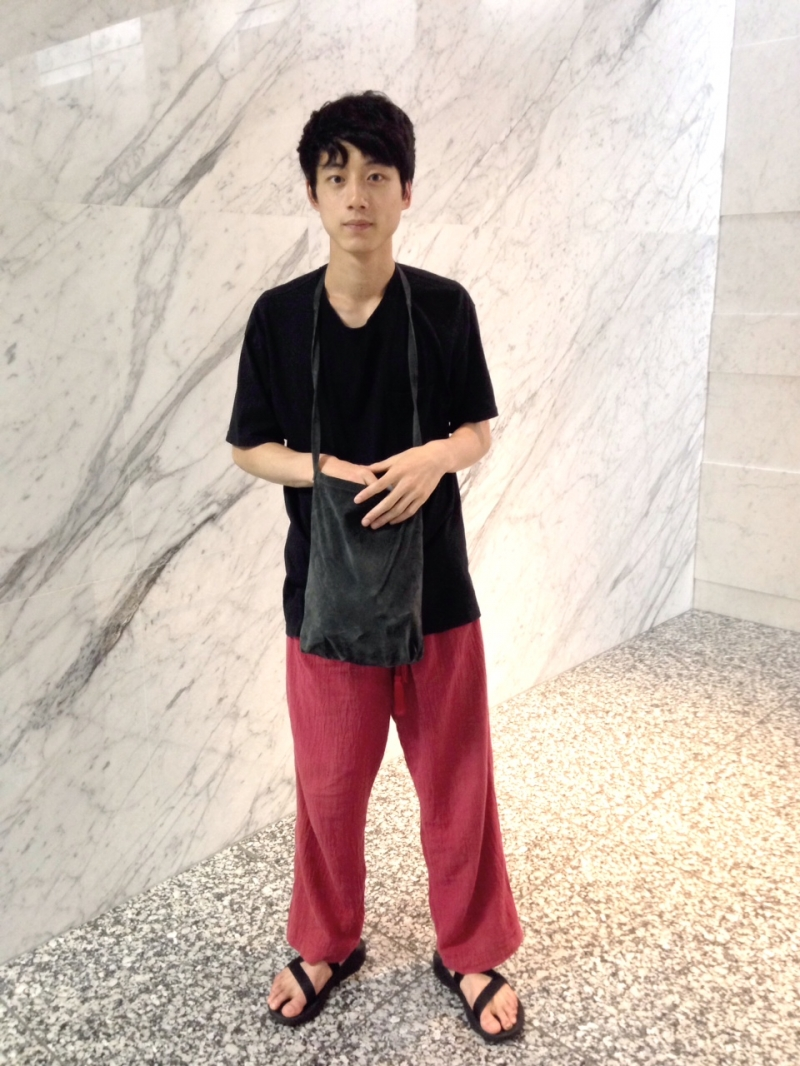 坂口健太郎 私服