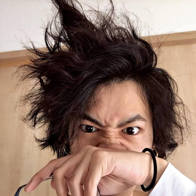 「成田凌 寝癖」の画像検索結果