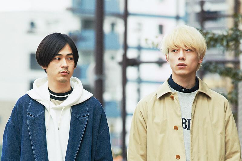 人気モデルにして、若手俳優としても躍進する坂口健太郎と成田 凌が、メンズノンノ5月号の誌上で一騎打ち。