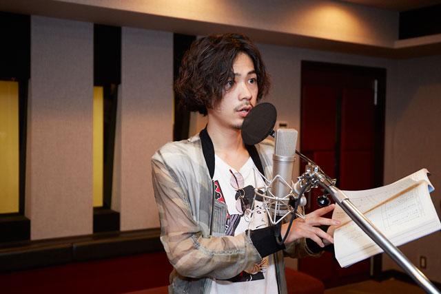 メンズノンノモデル成田 凌が『ONE PIECE FILM GOLD』の声優を務めるニュースをお伝えしたばかりだが、今夏、もう一作のアニメーション映画に 声の出演をする!