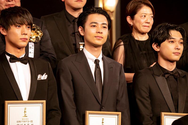 速報】おめでとう、成田 凌! 日本アカデミー賞フォトギャラリー ...