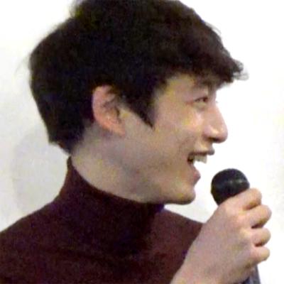 【動画】坂口健太郎 × 川島小鳥さん、トークショー!