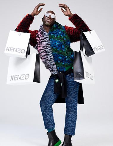 H&M「ケンゾー」コラボ発売会チケットをプレゼント!_ホットトピックス