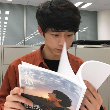 坂口健太郎BOOKスペシャルコンテンツ_SPECIAL