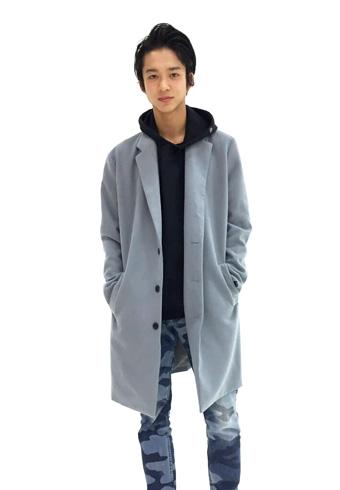 鈴木 仁「憧れのポール・スミスを私服に取り入れたい」_ホットトピックス