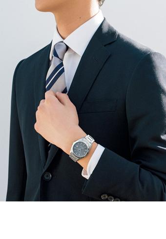 スーツに似合う、3万円台までの腕時計セレクション_ホットトピックス