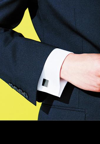 結婚式に呼ばれたら、スーツのココはおしゃれしないと!_ホットトピックス