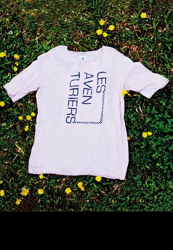 トレンドのペールトーンTシャツで、暑くても透明感のある男子!_ホットトピックス