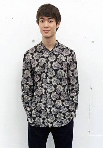 宮沢氷魚「撮影に合わせて私服のブランドを選びました!」_ホットトピックス