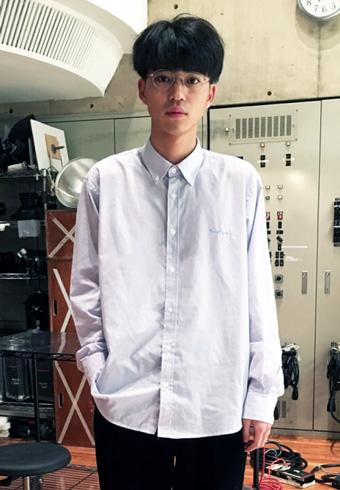 中田圭祐「メガネ姿の私服コーデは、初披露かもしれません」_ホットトピックス