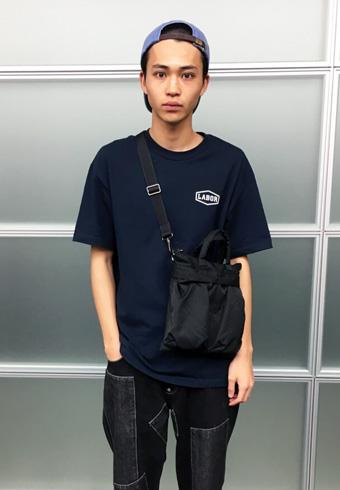 中田圭祐「それどこの? とよく聞かれるバッグのブランドは…」_ホットトピックス