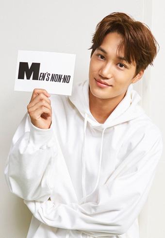 KAI(EXO)が日本のメンズファッション誌に初登場!_ホットトピックス