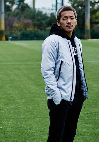 サッカー日本代表・井手口陽介にメンズノンノがインタビュー_ホットトピックス