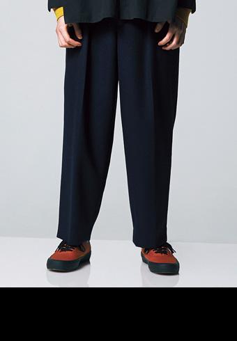 日本人の体型にフィットする「国産パンツ」ブランド_ホットトピックス