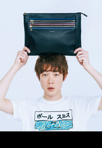 春の新作!「ポール・スミス」のバッグ、財布、パスケース_ホットトピックス