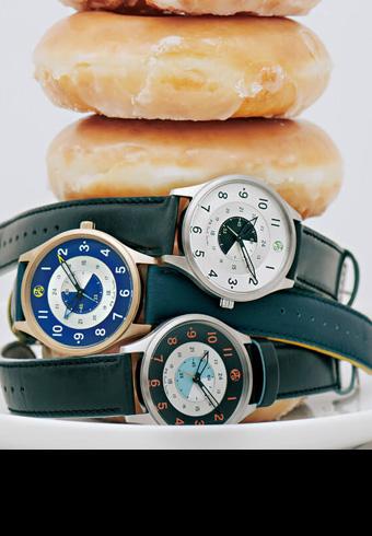 限定500本! レコードを模したポール・スミスの腕時計_ホットトピックス