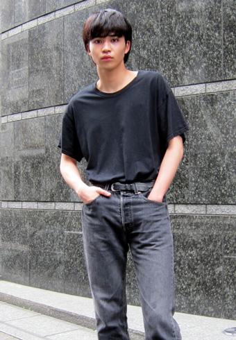 中田圭祐「シュプリームの黒Tが鍛えたらかっこよくなりました」_ホットトピックス