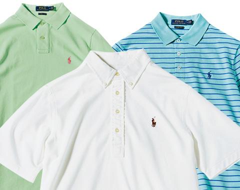 この夏に着たいラルフ ローレンのポロシャツ5選_メガスライダー