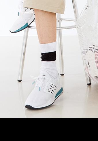 ニューバランスの新モデル7足をコーディネート!_ホットトピックス