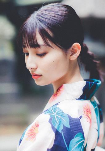 美女連載/浴衣姿の吉川 愛さんに恋をした_ホットトピックス