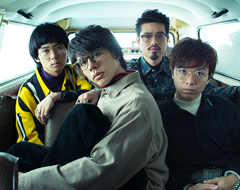 OKAMOTO'S × レイバンバンドワゴンの旅_メガスライダー