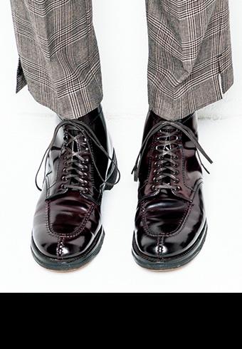 """革靴は""""強め""""なデザインが気分!というおしゃれのプロ多数_ホットトピックス"""