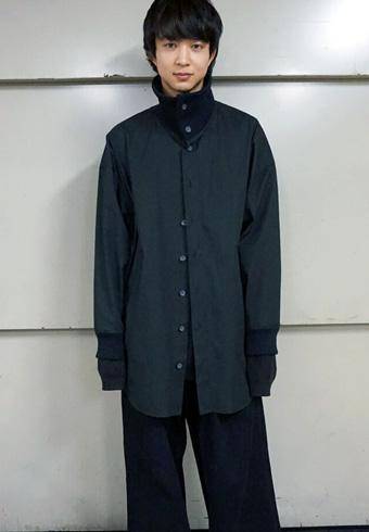 鈴木 仁「1年前とはだいぶ私服のテイストが変わりましたね」_ホットトピックス