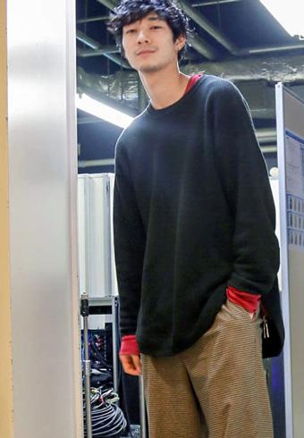 清原 翔「ラクな格好ばかりしててゆるい服が増えていく…」_ホットトピックス
