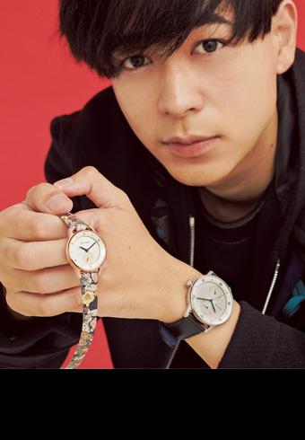 成田 凌とペアの腕時計を今年のギフトにどうですか?_ホットトピックス