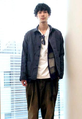 清原 翔「私服は、少しきっちりめが最近のテーマになっています」_ホットトピックス