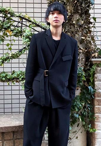 坂田秀晃「クルニのセットアップに一目惚れしました!」_ホットトピックス