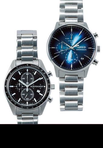 腕時計の最新トレンドはミニマルからメタルへ_ホットトピックス
