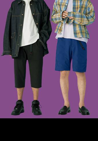 今季「グラミチ」の本命パンツはワイドシルエット&テック素材!_ホットトピックス