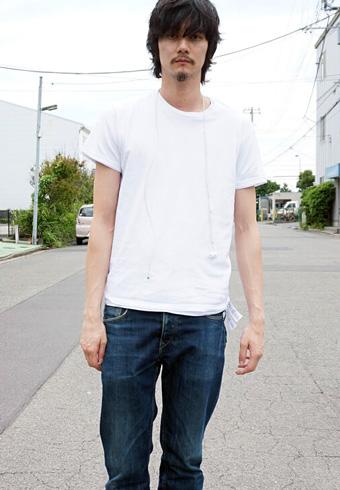 栁 俊太郎「白Tの愛用ブランドが最近、変わりましたね」_ホットトピックス