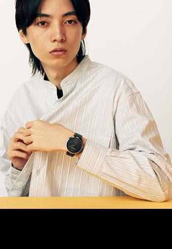 トップスと腕時計の組み合わせルールを考察した!_ホットトピックス
