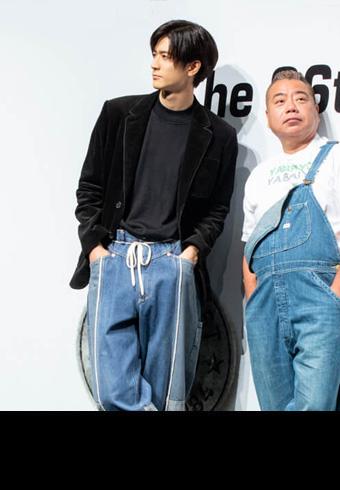 中島裕翔さんが殿堂入り!「ベストジーニスト」の着こなし_ホットトピックス