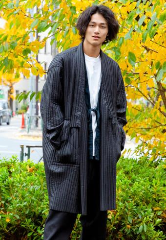 中川大輔「和風なアイテムには惹かれてしまうんですよね…」_ホットトピックス