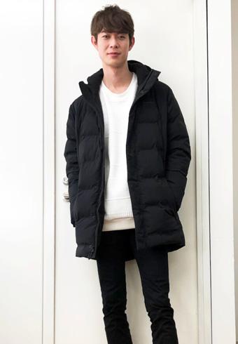 宮沢氷魚「最近、僕がハマってる色はブラックなんです」_ホットトピックス