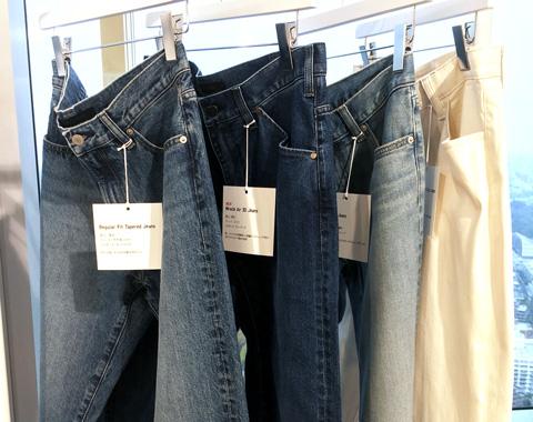 来春のユニクロは「ミラクル」なジーンズに注目_メガスライダー
