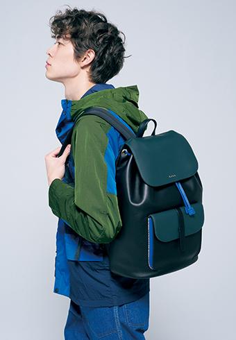 センスいいバッグと革小物はポール・スミスで!_ホットトピックス