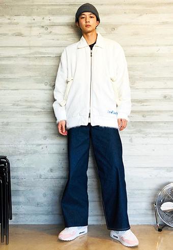 鈴木仁「一見シンプルだけど実は変わってる服が好き!」_ホットトピックス