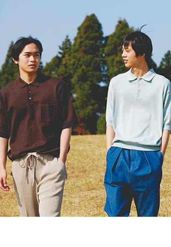夏のきちんと見えをかなえる!今年買いたいポロシャツ5選_ホットトピックス